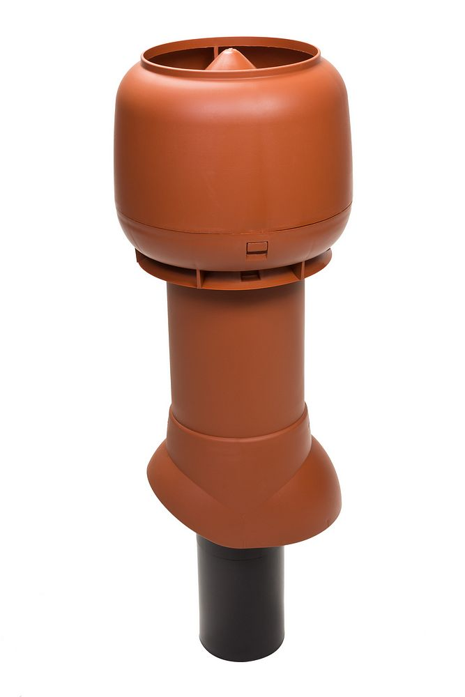 VILPE 110P/IS/350 Ventilation Pipe + Cowl